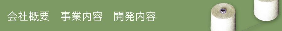 会社概要,事業内容,開発内容,竹繊維バングロ画像